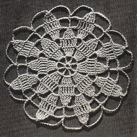 crochet pattern motifs crochet patterns crochet free pattern of queen anne s