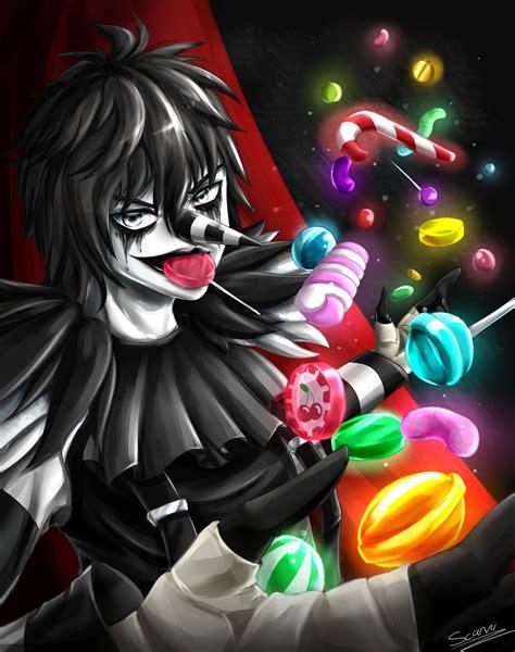 imagenes laughin jack laughing jack sweet temptation by scarvii on deviantart