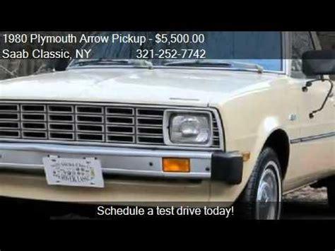 mitsubishi pickup 1980 1980 plymouth arrow pickup mitsubishi forte for sale in