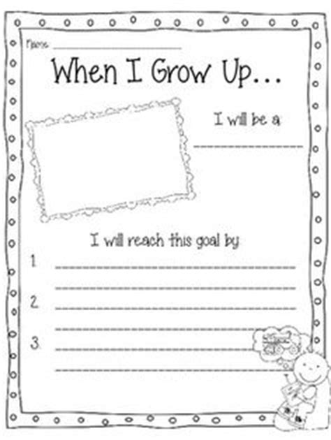 When I Grow Up Worksheet by Picture Prompt Worksheets And Writing Skills