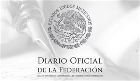 dof diario oficial de la federacin diario oficial de la federaci 243 n concanaco servytur