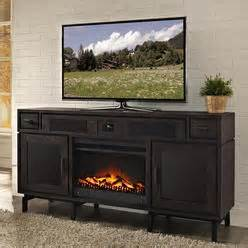 tv stand fireplace from sears