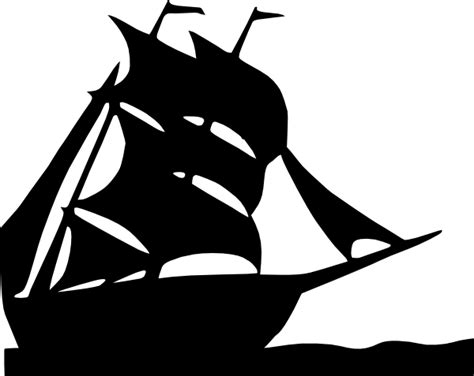boat clipart silhouette boat silhouette clipart clipart suggest