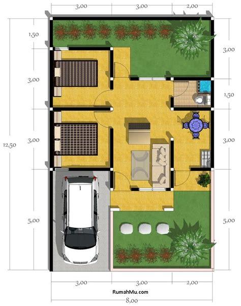desain rumah minimalis desain rumah idaman sketsa