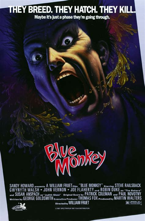 Film Blue Monkey | canuxploitation review blue monkey