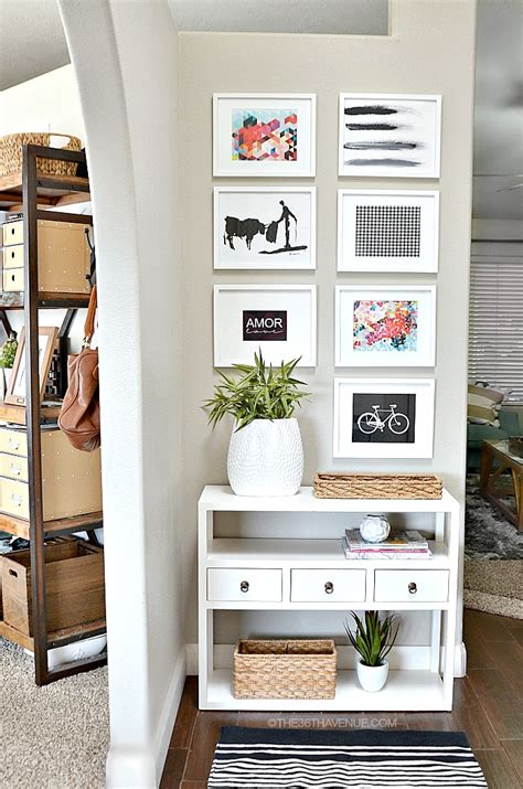 entryway wall decor remodelaholic 100 inspiring mudrooms and entryways