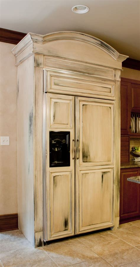 distressed cabinets painting techniques 17 best chalkboard fridge images on pinterest chalkboard