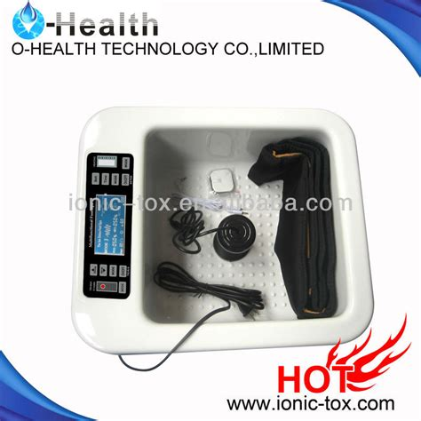 Detox Machine Philippines by Ion Foot Detox Machine Lookup Beforebuying