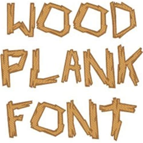 Wood Pattern Font   wood plank font by concord collections home format fonts