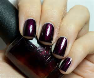 top nail colors top 12 fall nail colors