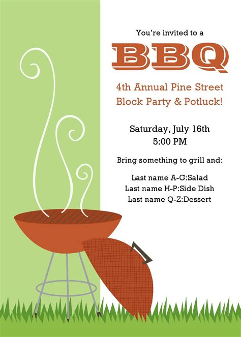 20 Free Barbeque Flyer Templates Demplates Template For A Flyer