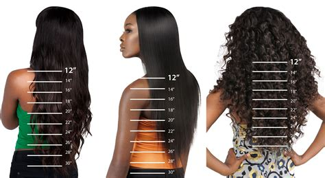 how long is a 14 inch for hair length guide khairmax