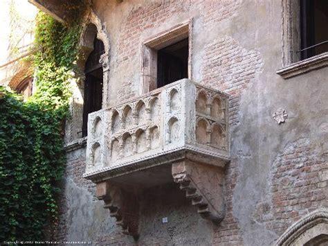 terrazzo verona balcone giulietta a verona storia leggenda