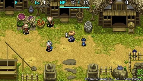 Playstation Ps Vita Shiren The Wanderer The Tower Of Fortune shiren the wanderer now available for the ps vita in