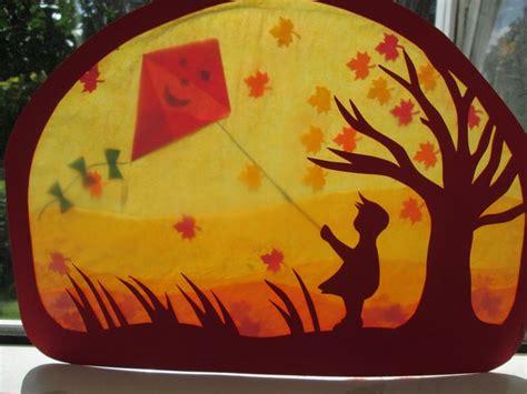Herbst Dekoration Fenster Grundschule by Herbstdekoration Grundschule Raum Und M 246 Beldesign