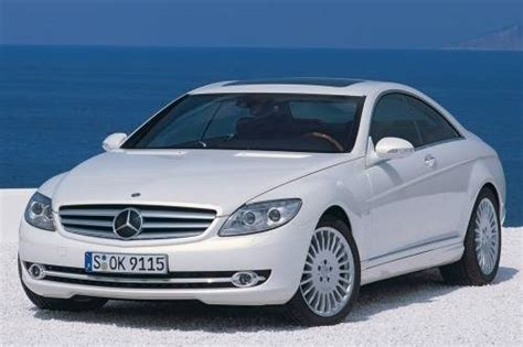 mercedes cl600 coupe used 2007 mercedes cl class for sale pricing