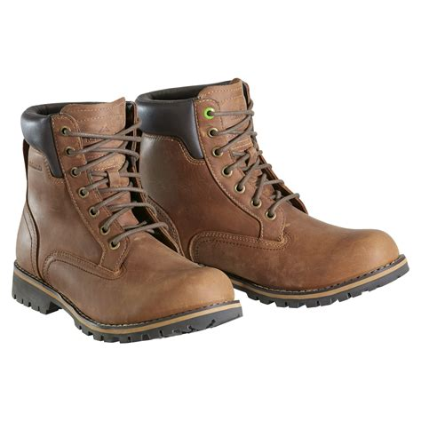 boots mens seattle s lace up boots