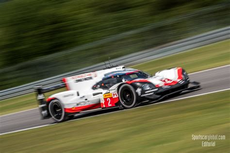 porsche second fia wec porsche top second fp session in germany