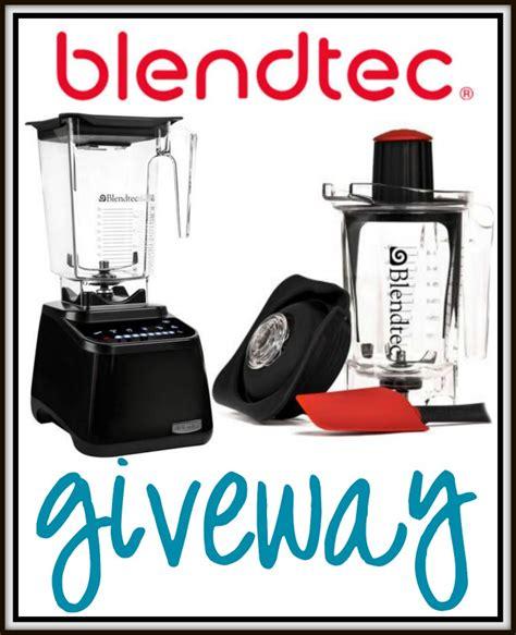 Blendtec Giveaway - blendtec giveaway creme de la crumb