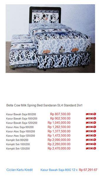Kasur Bed Palembang kasur harga bed termurah di indonesia