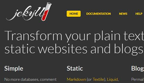 jekyll generate layout comprehensive guide to static website generators designmodo