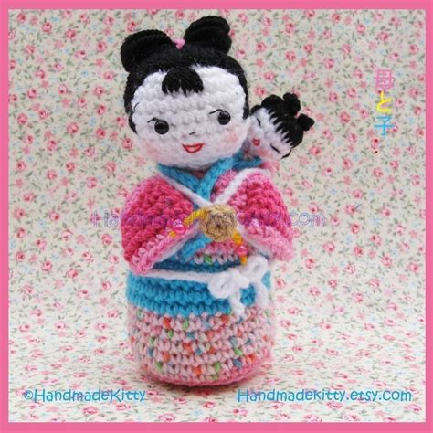 pattern for japanese doll 1000 images about amigurumi kokeshi doll op pinterest