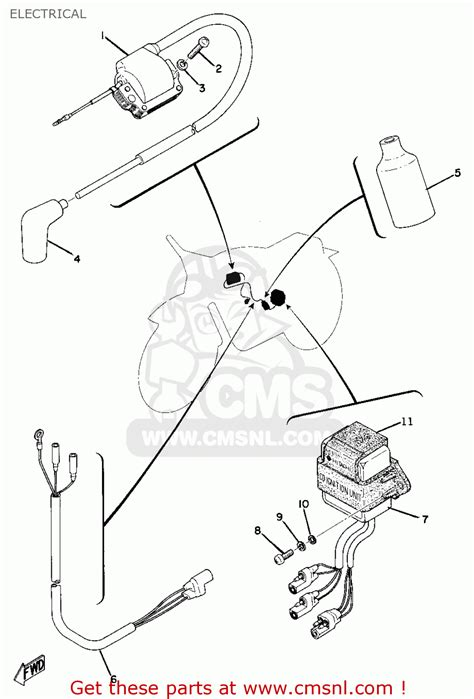 1971 yamaha 125 enduro wiring diagram auto fuse box diagram