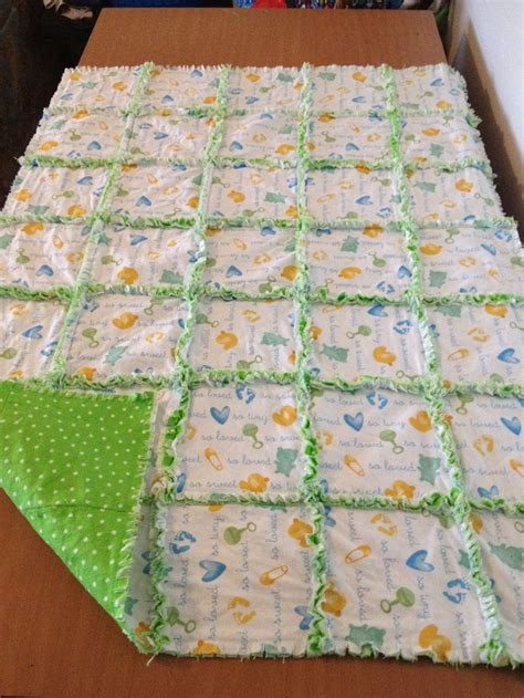 152 best rag quilts images on sewing projects