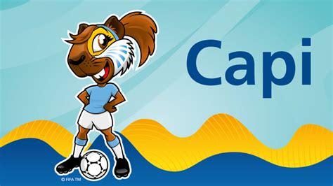Capi, mascotte officielle d'Uruguay 2018 - FIFA.com Fifa 2002 Mascot