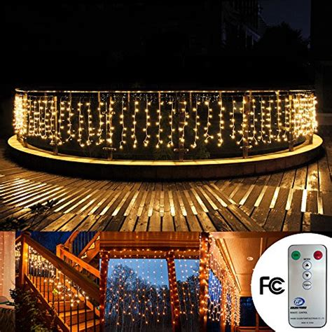 top 5 best warm icicle lights for sale 2016 product