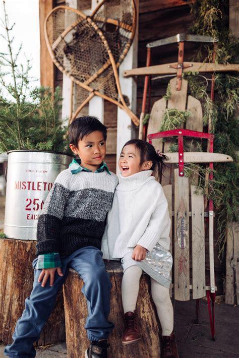kids holiday outfits mix  match crazy  sandy  la mode