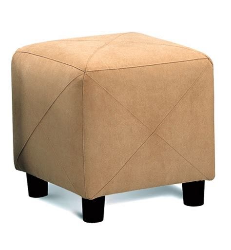 set with ottoman cubes collection 700026 coffee table set with ottomans
