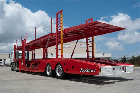 car carrier car carrier trailer auto hobby