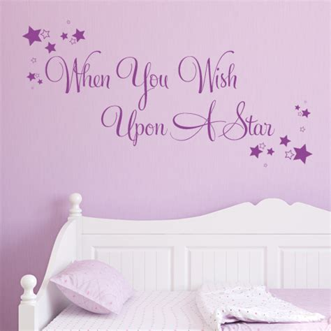 when you wish upon a wall sticker when you wish upon a wall sticker decals