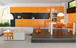 Orange Kitchen Preview