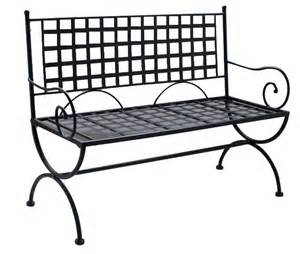Outdoor furniture metal bench 21 sv 49b china patio furniture