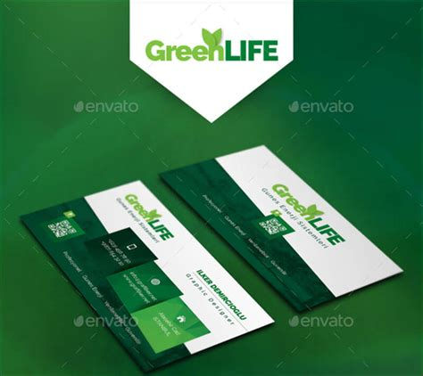 green energy business card template 11 environment business card templates free designs