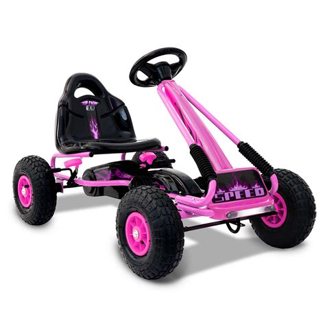 Directional Furniture by Kids Pedal Go Kart Pink