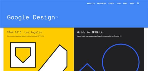 google design for web 5 tendencias en dise 241 o web 2016 paperblog