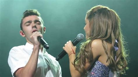 almost is never enough ariana grande ft nathan sykes full studio version w lyrics ariana grande almost is never enough ft nathan sykes