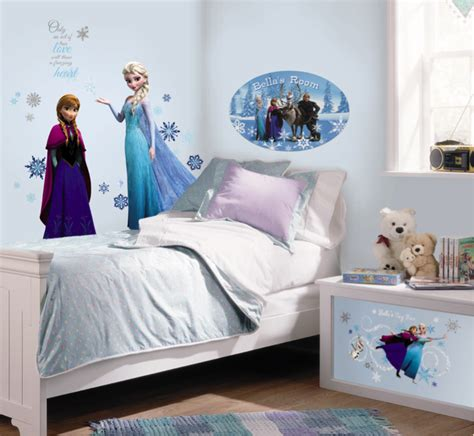Frozen Bedroom Decor by Create The Ultimate Disney Frozen Bedroom Makeover