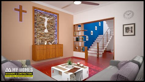 Living Room Interiors Kerala Style Kerala Living Room Interiors Designs And Idea For Homes