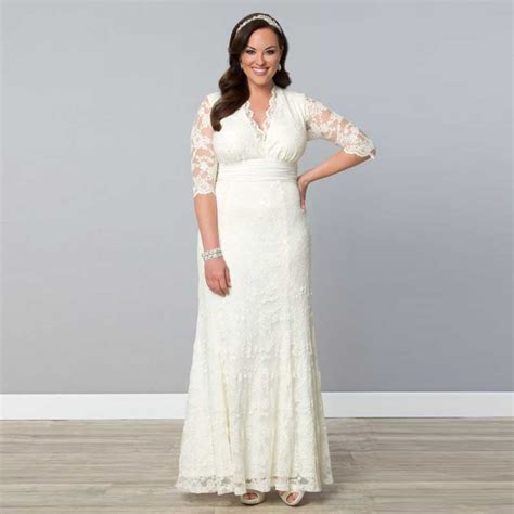 simple plus size wedding dresses cheap aliexpress buy berydress simple style lace cheap