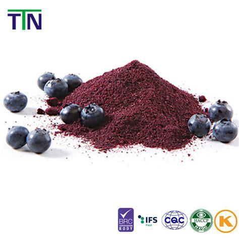 Blueberry Powder Bubuk Blueberry Ttn Bubuk Blueberry Bubuk Jus Buah Blueberry Bubuk Buah