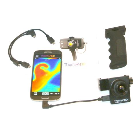 thermal app thermal imaging app for android phone vision guys
