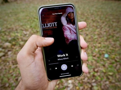 spotify app  supports iphone  displays imore