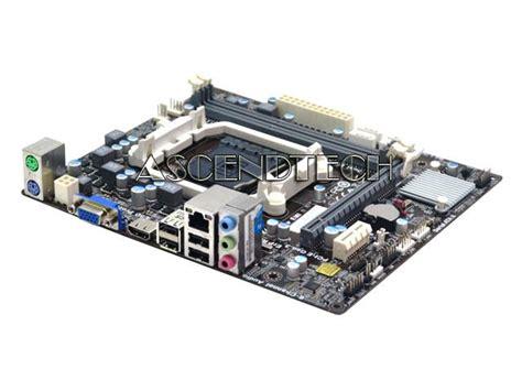 Motherboard Ecs A68f2p M4 Soket Fm2 Berkualitas a58f2p m4 v1 0 ecs a58f2p m4 v1 0 micro atx motherboard