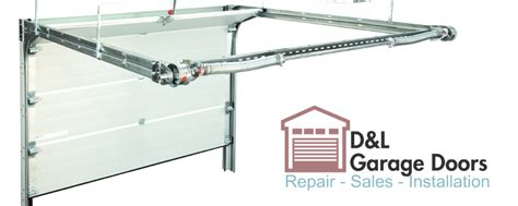 How To Install Garage Door Springs Overhead Sacramento Torsion To The Rear Repair 916 245 1045