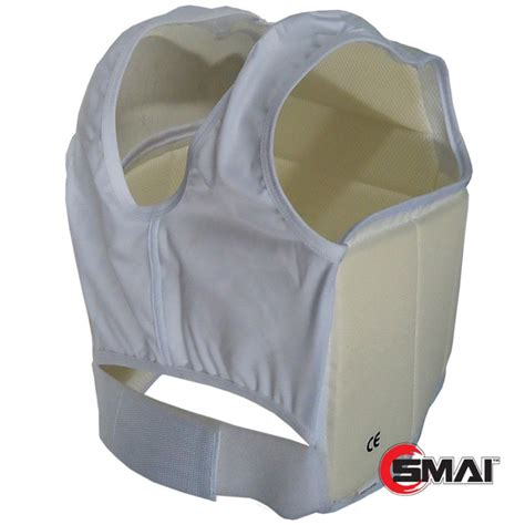 Chest Guard 1 wkf karate chest protector smai chest guard officially