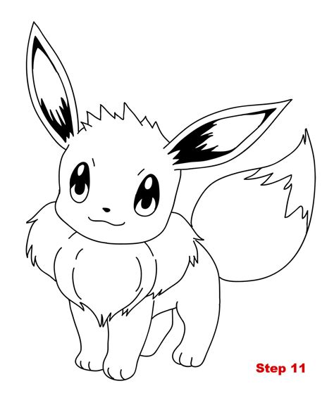 eevee coloring pages to print eevee coloring pages to download and print for free